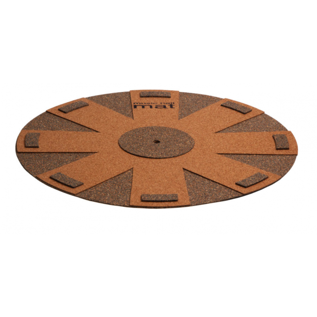 Music Hall Aztec Blue Turntable Mat