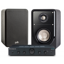 Cambridge AM5 & Polk S15 set